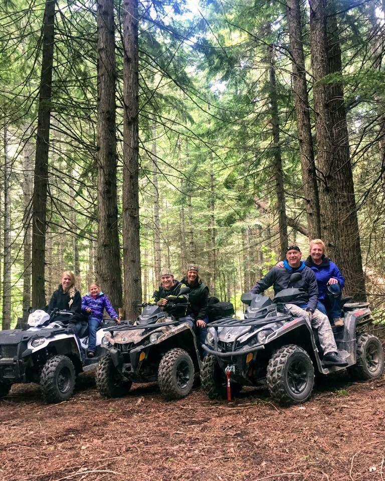 quad family